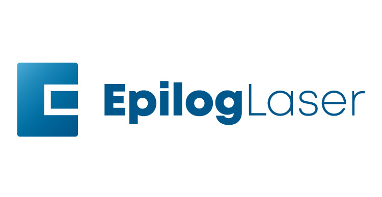 The all-new epilog laser logo